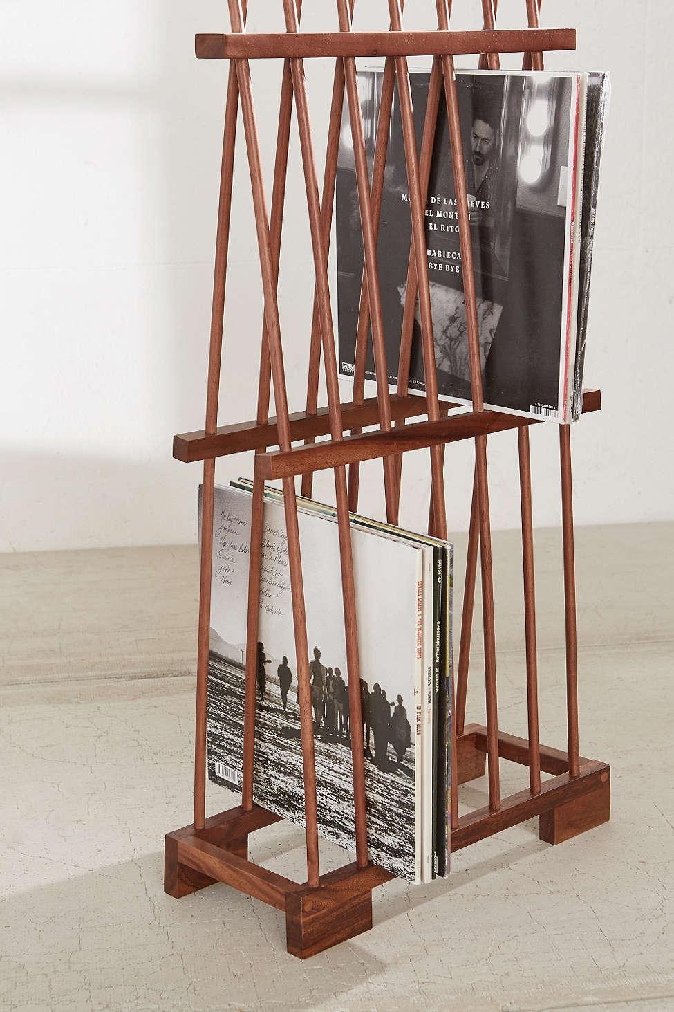 Alexander Vinyl Storage Rack Urban Outfitters in 2020