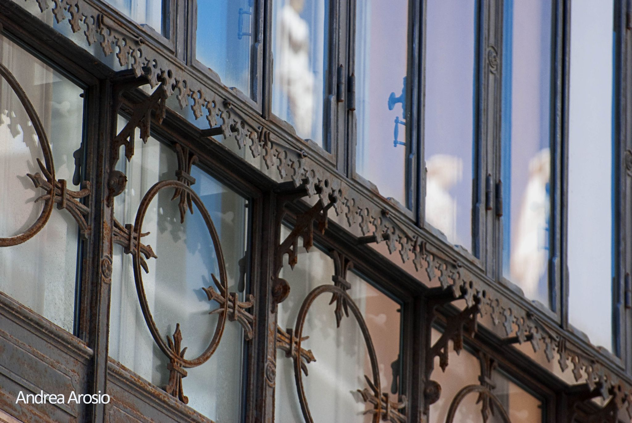 Balcony by Andrea Arosio on 500px