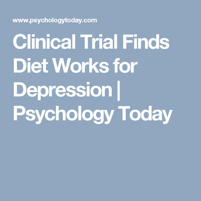 Depression Clinical Trials