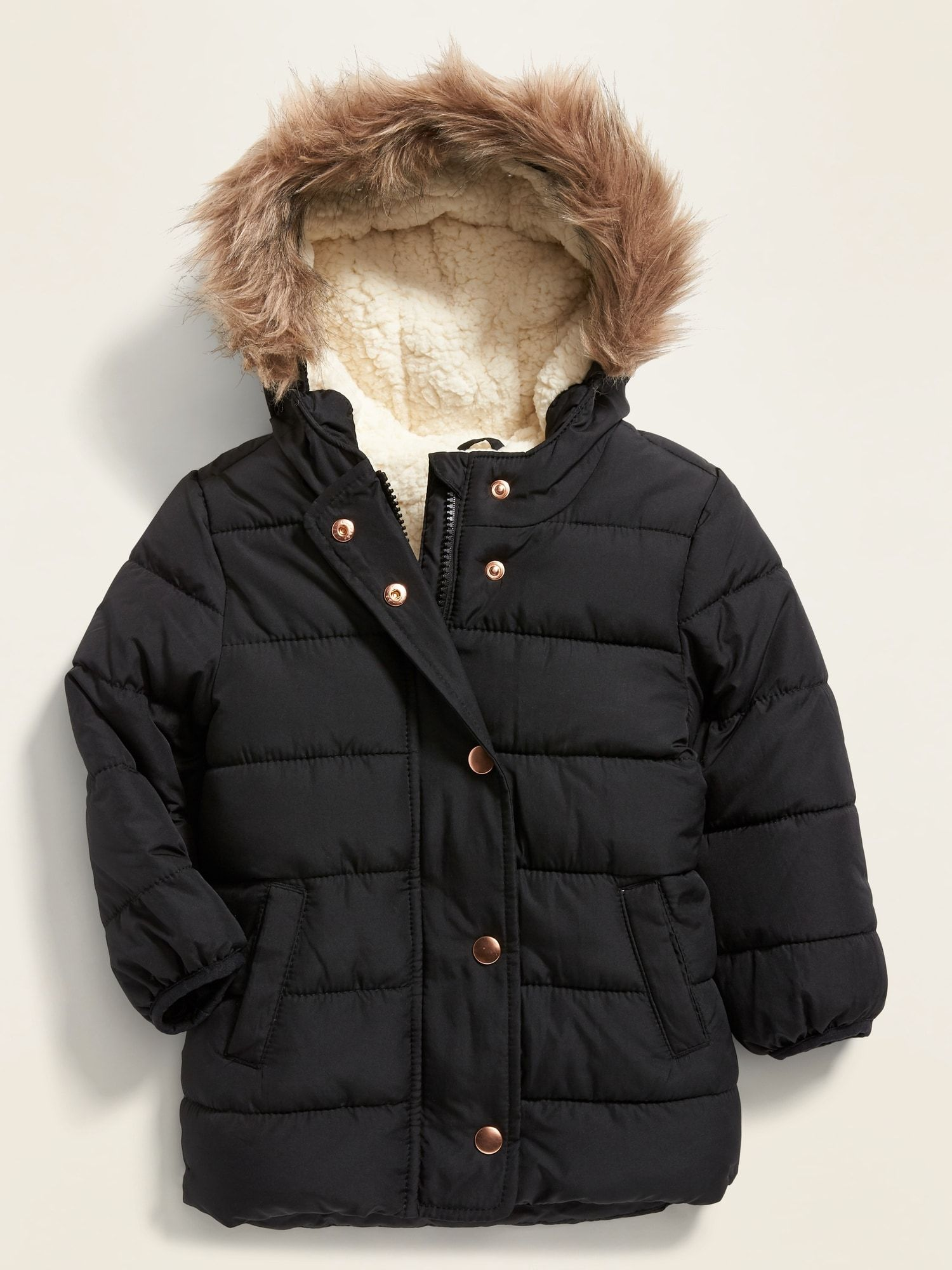 Frost Free Long Puffer Jacket For Toddler Girls Old Navy Long Puffer Jacket Old Navy Puffer Jackets [ 2000 x 1500 Pixel ]