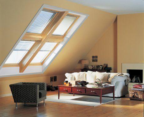Skylights Can Help Dispel The Winter Blahs Attic Living