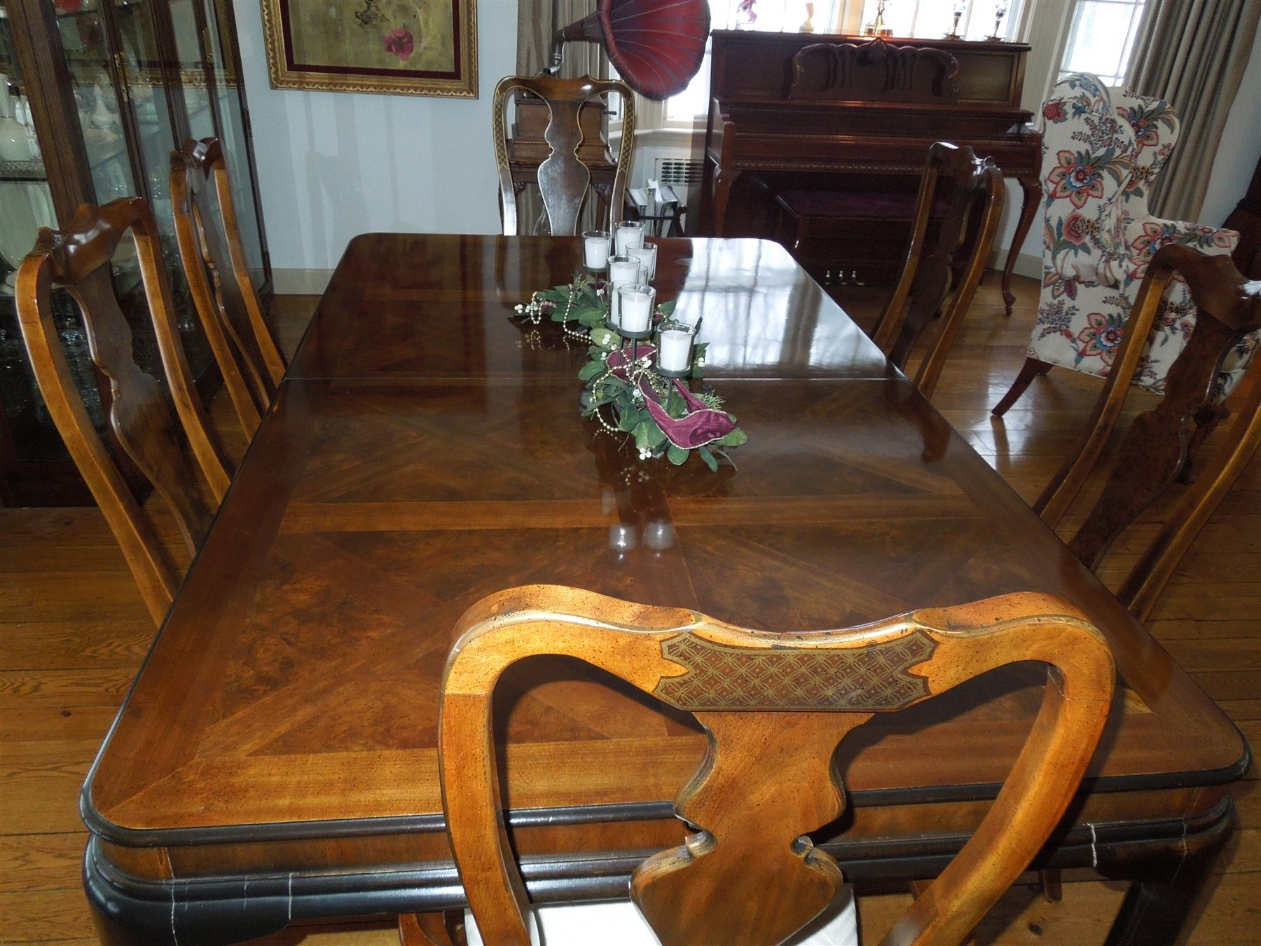 Drexel Heritage Dining Room Table And Chairs  Http Pleasing Drexel Heritage Dining Room Design Decoration