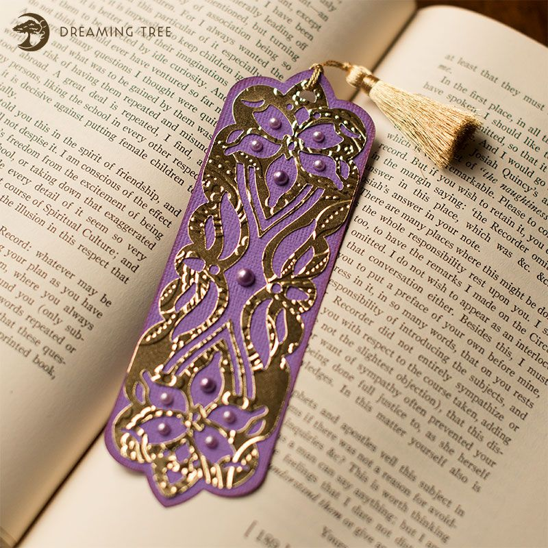 Floral Bookmark Free Svg With Images Svg Files For Cricut