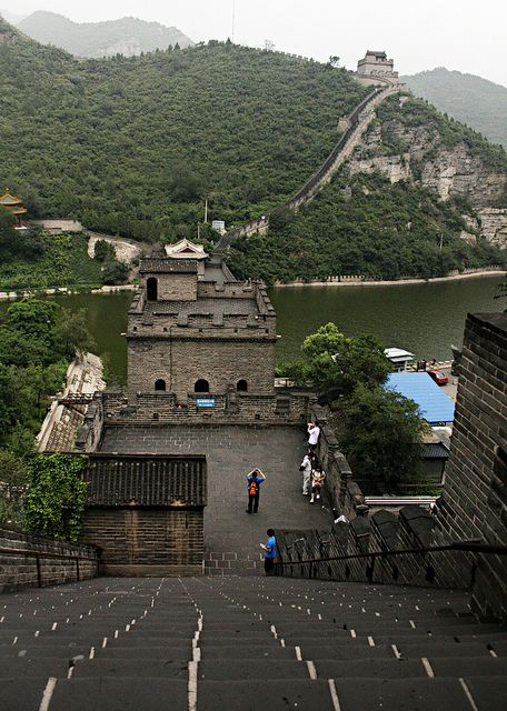 The Great Wall Of China Beautiful Places On Earth China Travel Great Wall Of China