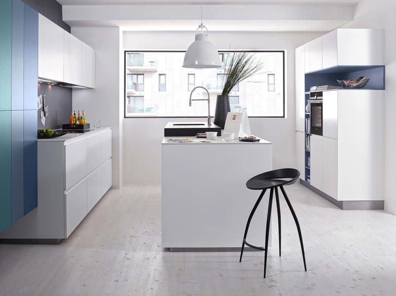 Moderne küchen stilvoll innovativ nolte kuechen de for the home kitchen pinterest open plan kitchen open plan and kitchens