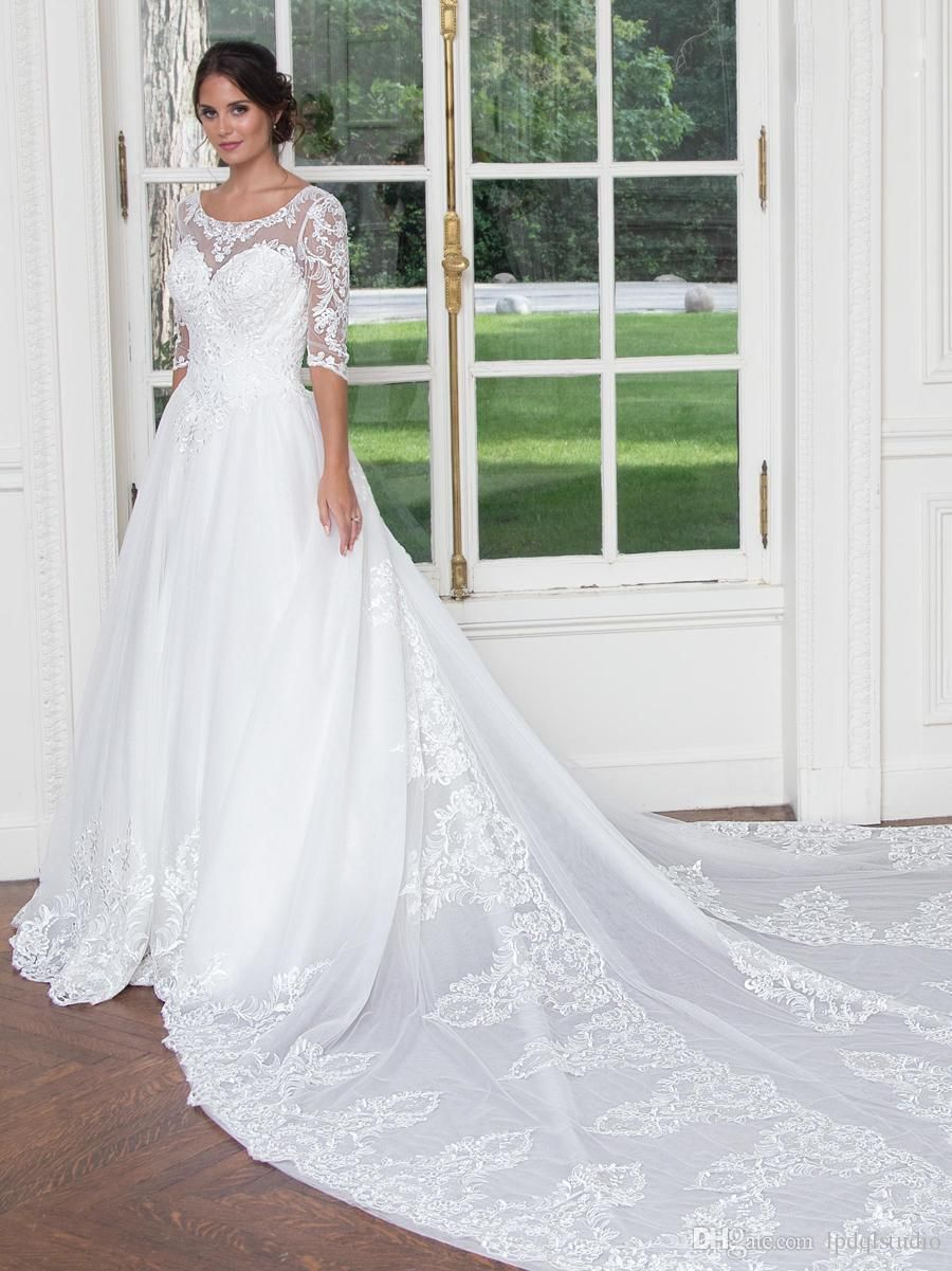Glorious White Ball Gown Wedding Dresses Zipper And Button
