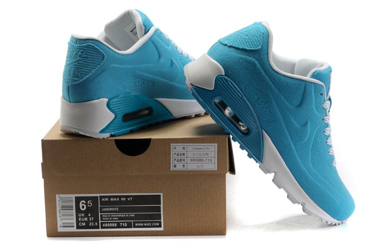 Nike Air Max 90 VT Womens Blue White