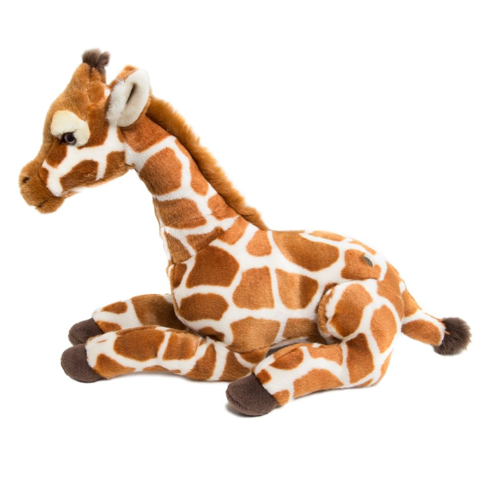 Fao Schwarz 12 Inch Calf Giraffe Toy Plush Giraffe Plush Giraffe Toy Giraffe [ 1000 x 1000 Pixel ]