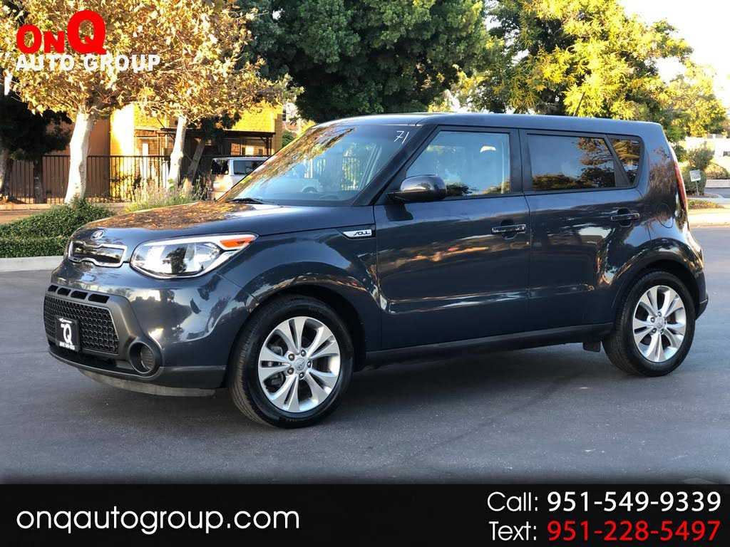 This 2015 Kia Soul Is For Sale In Corona Ca Price 7900 00