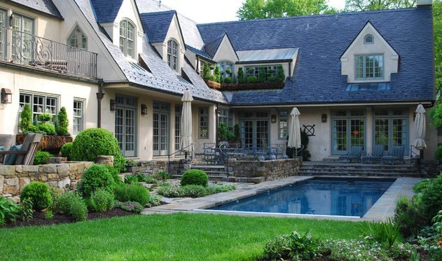 French Country Cottage Cottage House Exterior French Country Exterior House Exterior