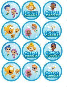 Free Bubble Guppies Birthday Printables Google Search Bubble Guppies Birthday Party Bubble Birthday Bubble Guppies Birthday