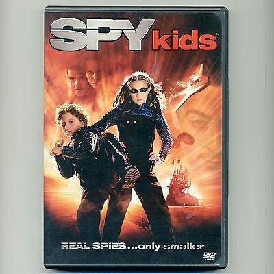 Spy Kids  Spy kids movie, Spy kids, Kids dvd