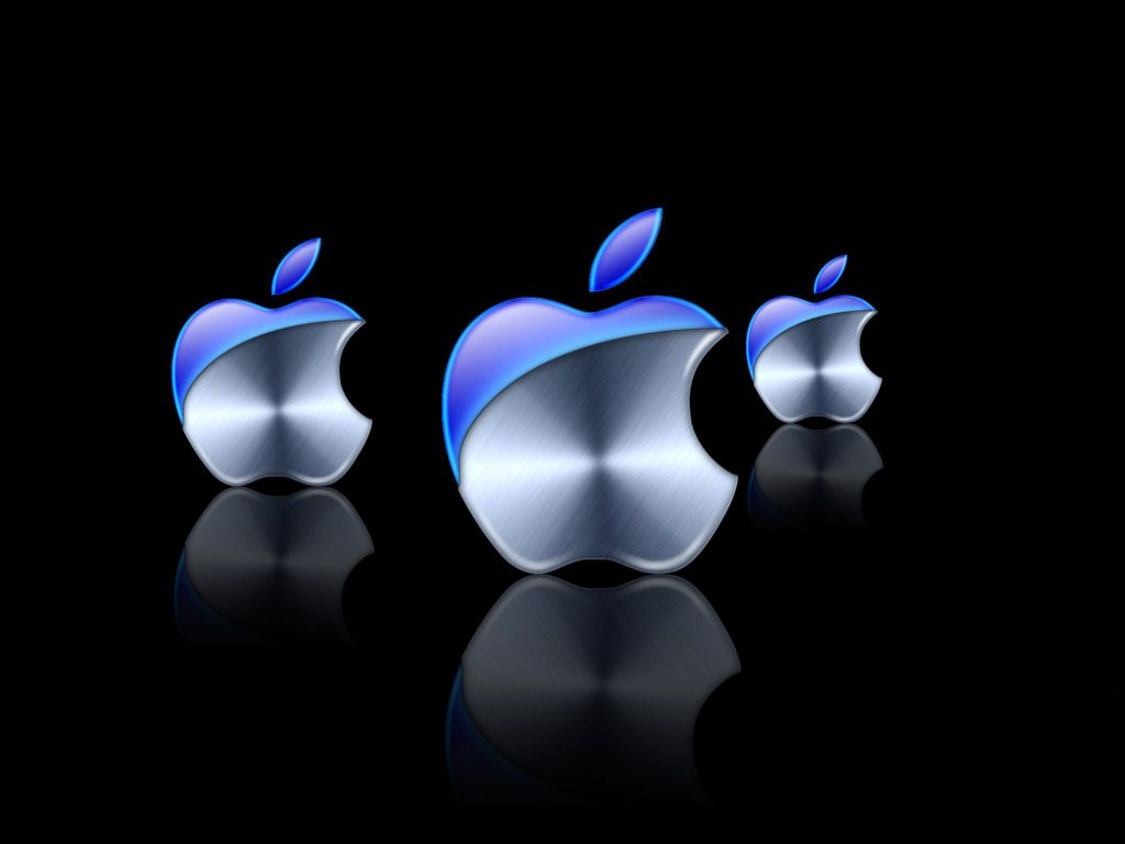 Pin By Ilikewallpaper Ios Wallpaper On Ipad Wallpapers: Apple Logo Wallpapers Desktop