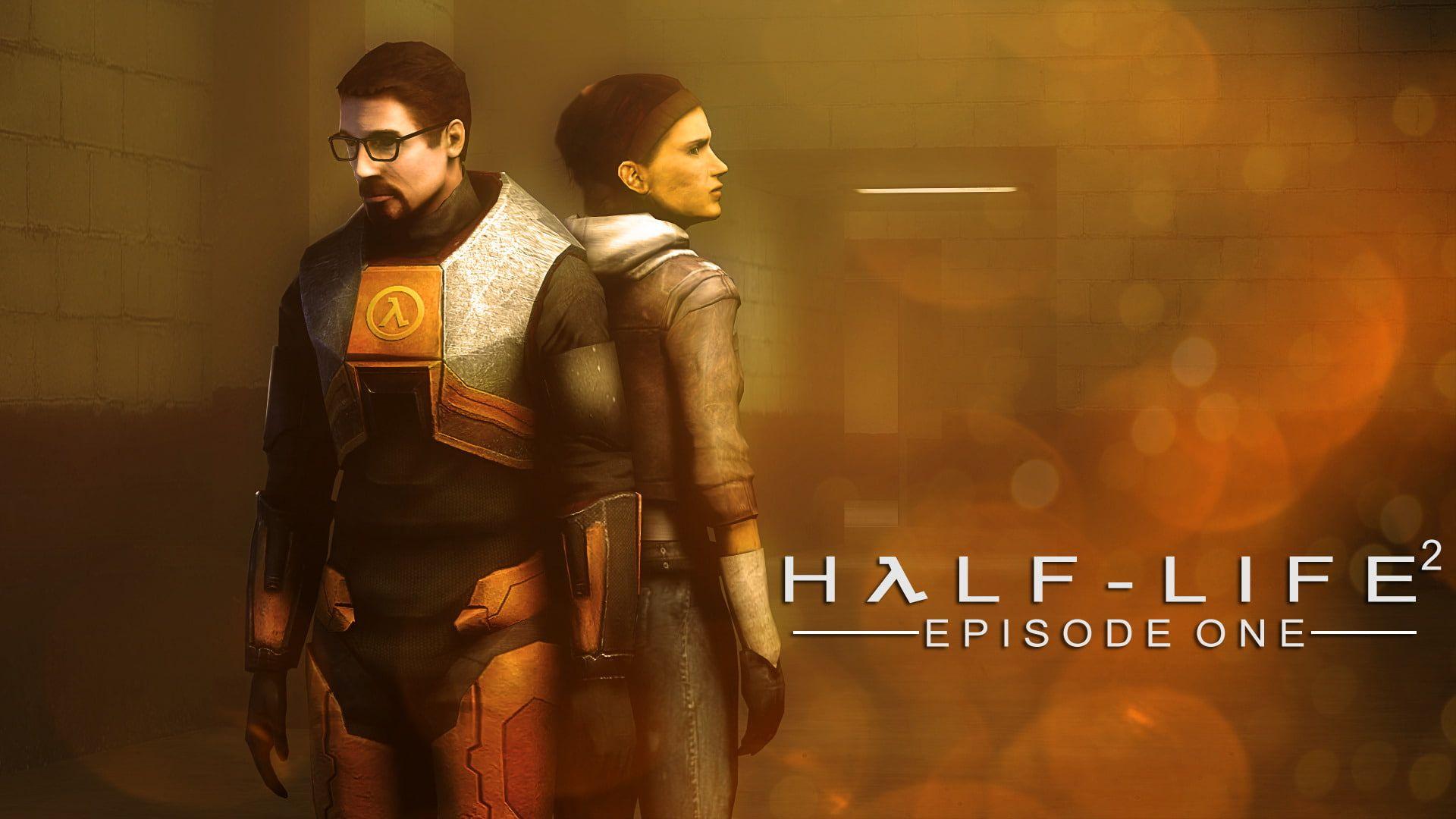 Half Life Half Life 2 Alyx Vance Gordon Freeman 1080p Wallpaper Hdwallpaper Desktop Half Life Half Life 2 Alyx Gordon Freeman