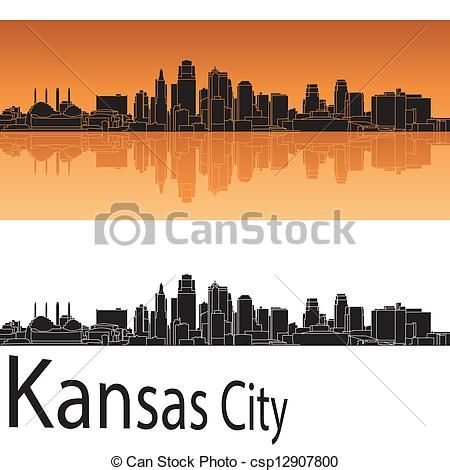 Kansas City Clipart And Stock Illustrations 130 Kansas City Kansas City Skyline City Skyline Art City Skyline