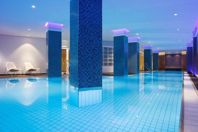 Westin Hamburg Opens In Herzog De Meuron S Brand New Elbphilharmonie Building Hotel Hotels Design Westin