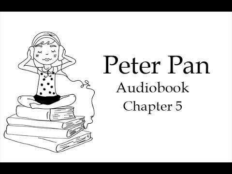 Peter Pan by James Matthew Barrie. Chapter 5. Never-ending
