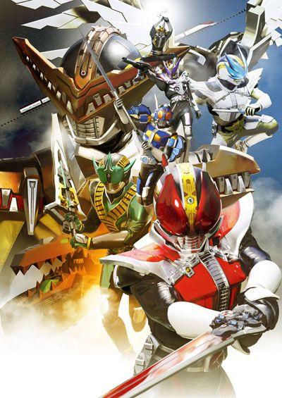 Kamen  rider  Denーo