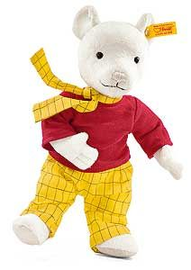 Steiff 017018 Cosy Friend Rupert Bear  sc 1 st  Pinterest : rupert bear costume  - Germanpascual.Com