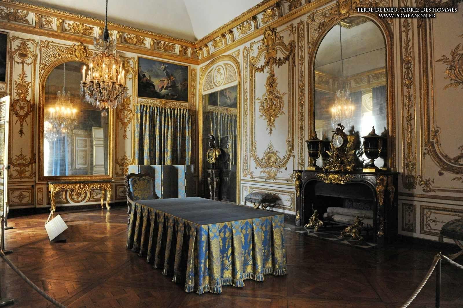 cabinet du conseil ch teau de versailles pinterest le conseil conseils et ch teaux. Black Bedroom Furniture Sets. Home Design Ideas