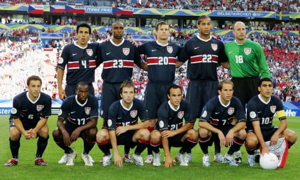 2006 Away Usa Soccer Team Soccer Soccer Team