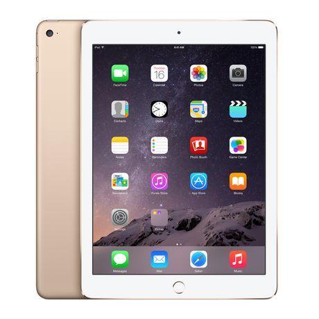 san francisco 97505 d25f8 iPad Air 2 16GB Gold for sale at Walmart Canada. Buy Electronics ...