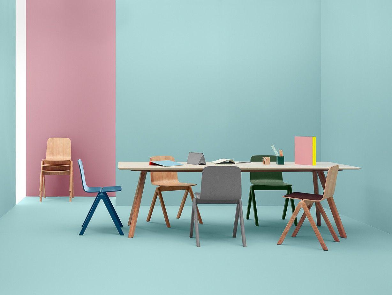 Copenhague Table CPH30 by Ronan & Erwan Bouroullec for Hay