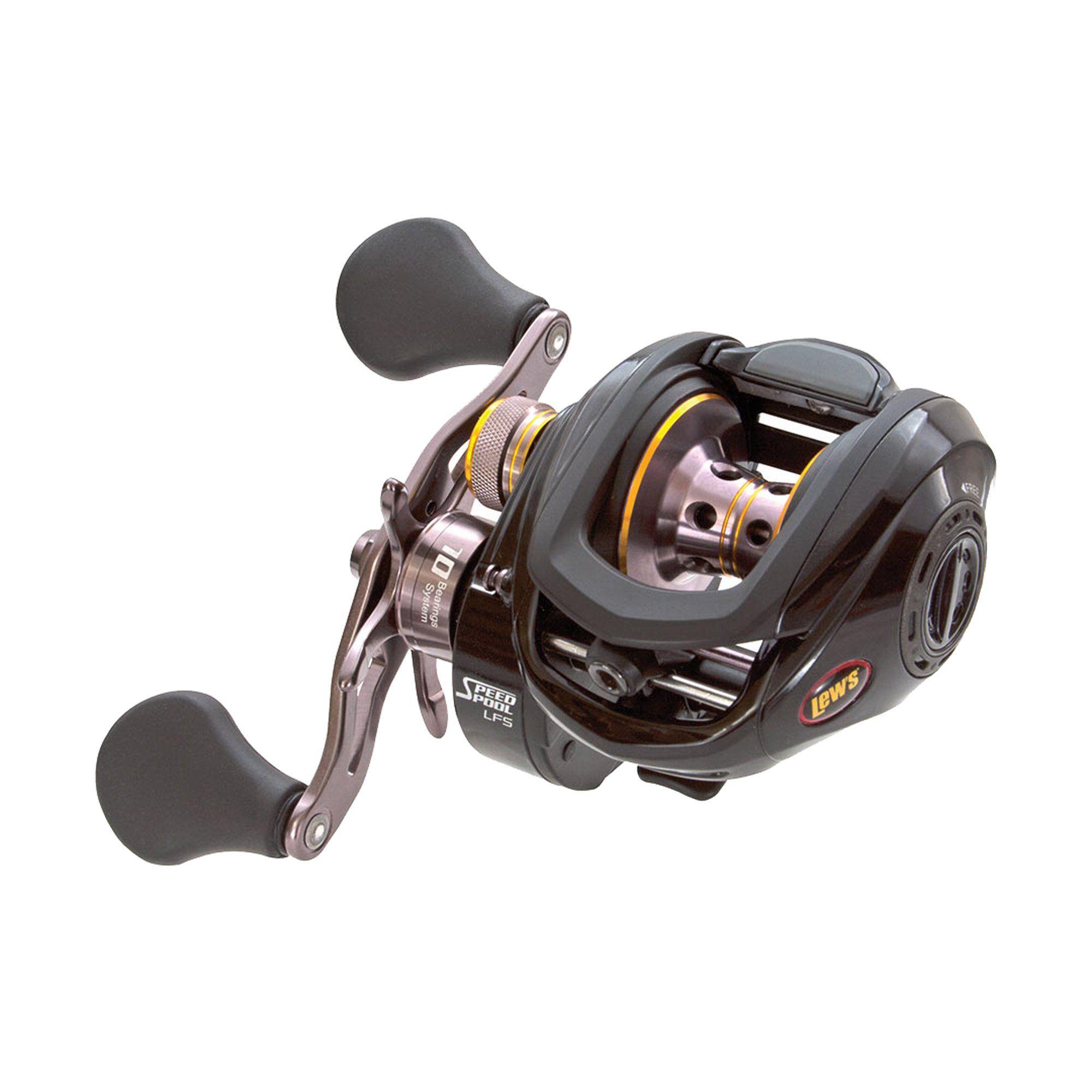 14397 lews fishing tournament mb baitcaster reel free