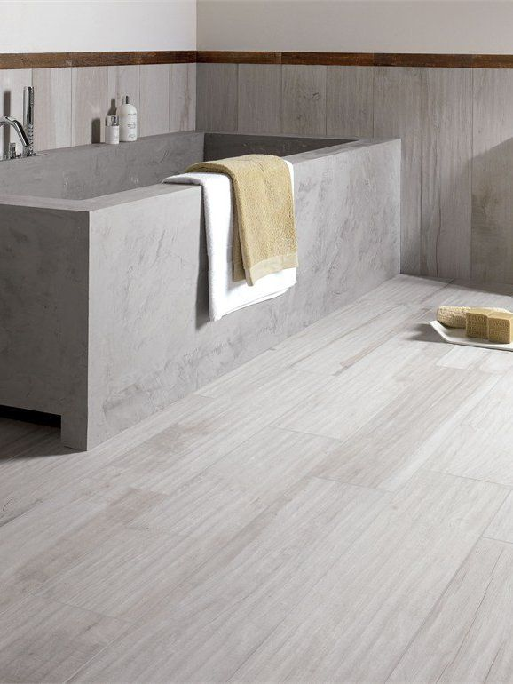 wallfloor tiles with wood effect soleras by abk industrie ceramiche bathroom abkemozioni
