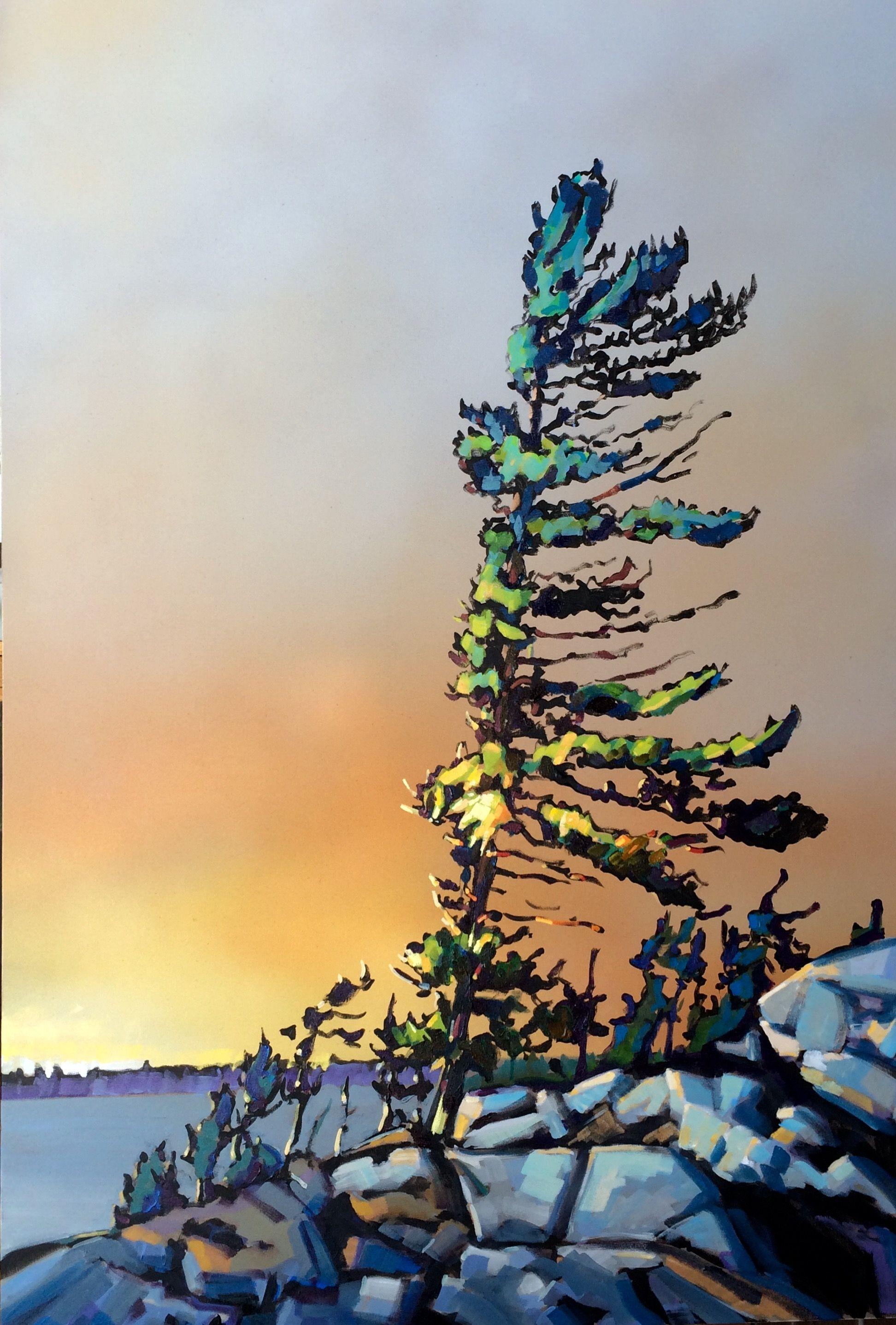 Landscape Ontario Canada Www Werbeland Ca Painting Art Landscape Art