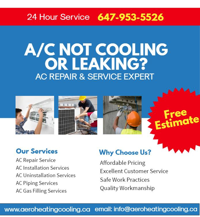 Get Your Air Conditioning Repair Done Before The Dead Heat