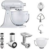 Kitchenaid Küchenmaschine Artisan Vorteils Set - Kitchenaid Küchenmaschine Metro