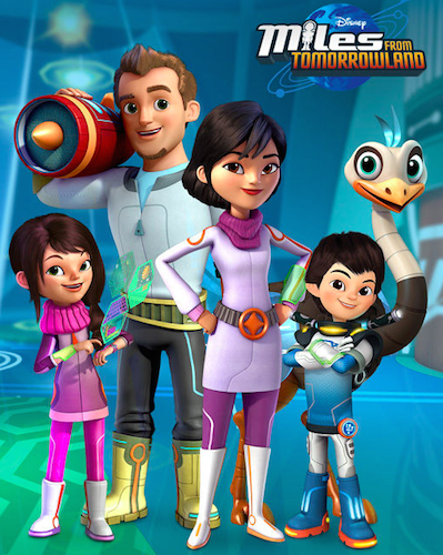 Miles From Tomorrowland Lets Rocket Review Png 399 500 Pixels Miles From Tomorrowland Character Printables Halloween Projects