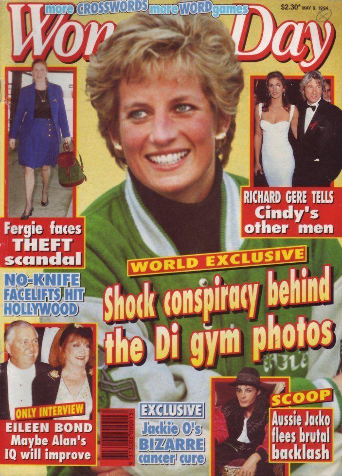 Woman's Day 1994 Michael Jackson Demi Moore Brooke Shields Dean Stockwell   eBay