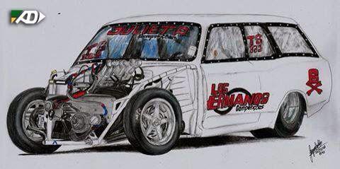 Caravan TS 332