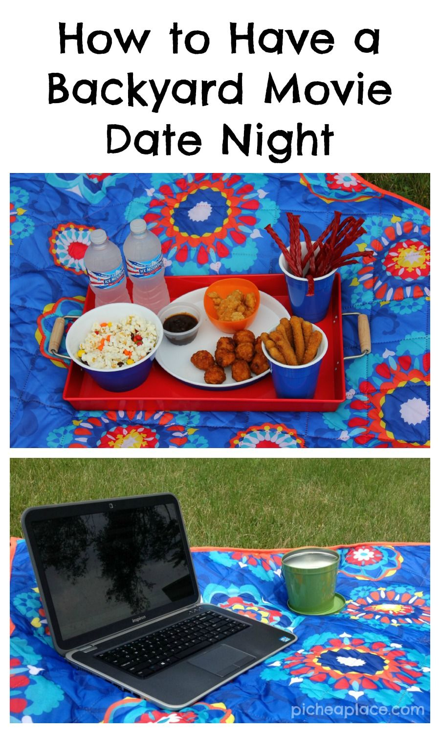 how to have a backyard movie date night garden activities and movie