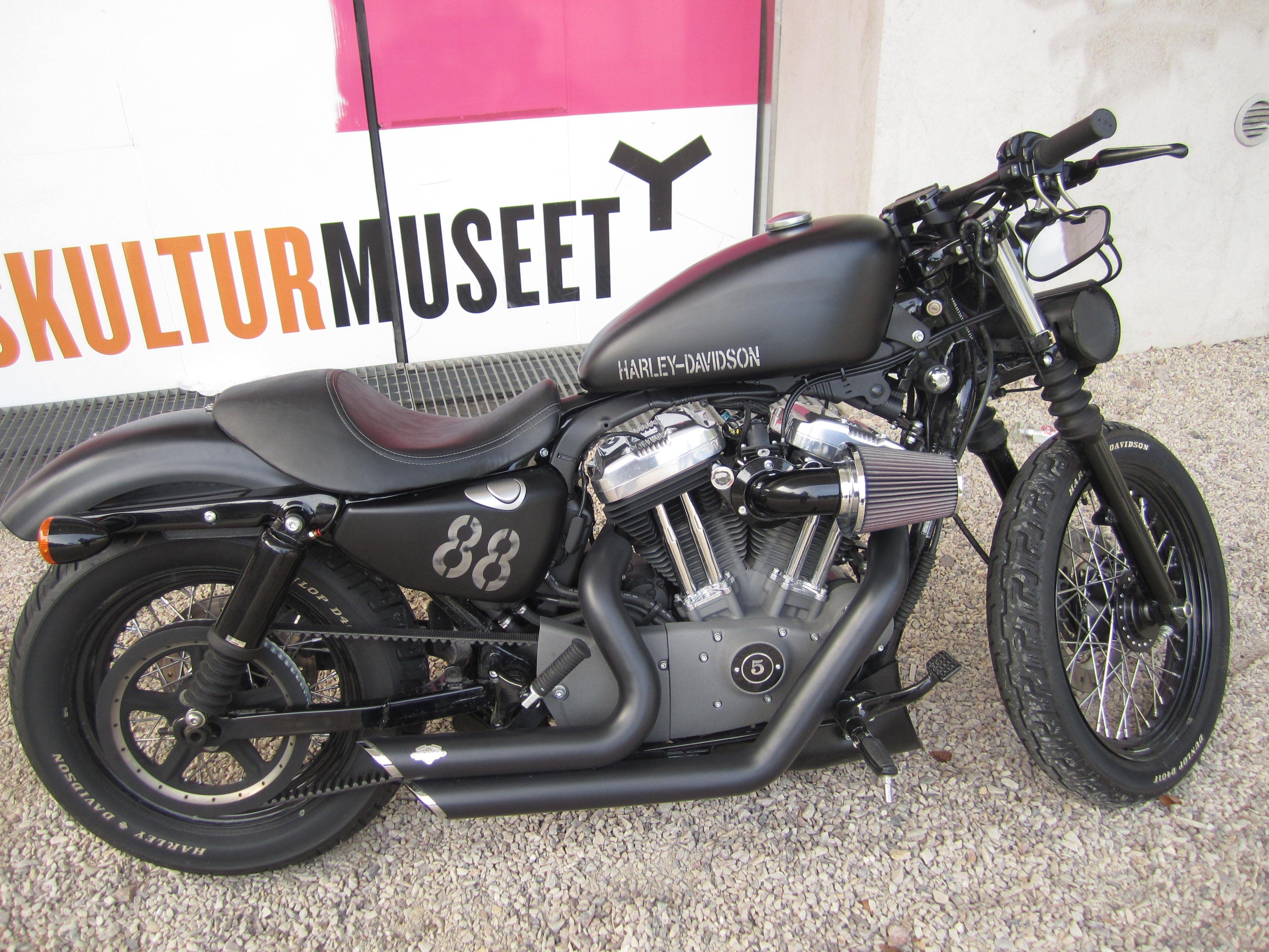 Harley Davidson Iron 883 Harley Davidson Harley Davidson Iron 883 Carros E Motos