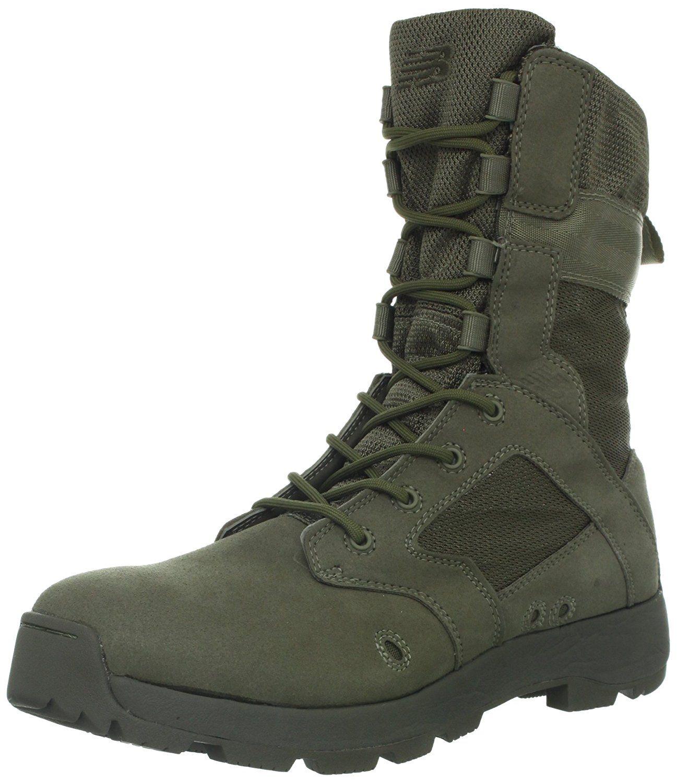 New Balance Tactical Men's Desertlite 8Inch Boot,Sage
