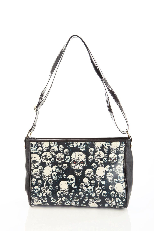 Elite Goby Philomena Handbag In Ing Skulls Beyond The Rack
