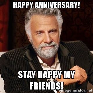 2c6aa37ec7caa6f15f1a6b98c396f8eb happy anniversary meme google search just fun pinterest