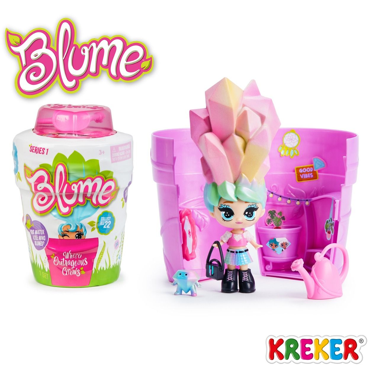 Blume Doll Kreker Juguetes Para Niñas Juguetes De Navidad Juguetes Geniales