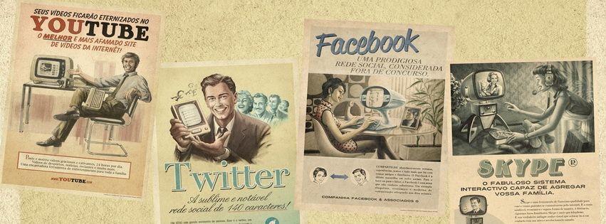 cover facebook vintage - Pesquisa Google