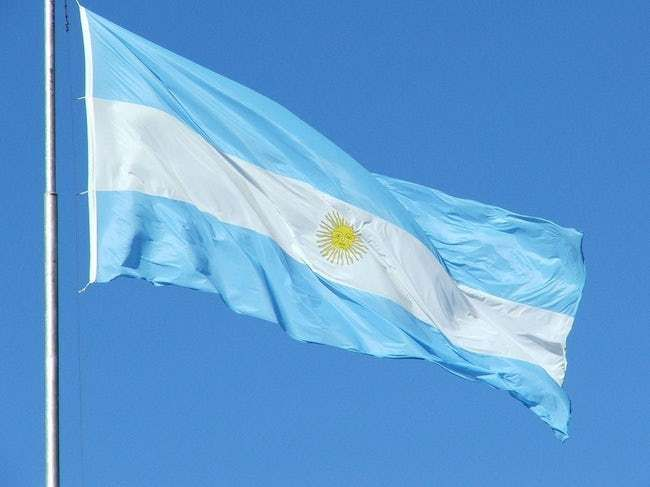 Argentina National Flag Images