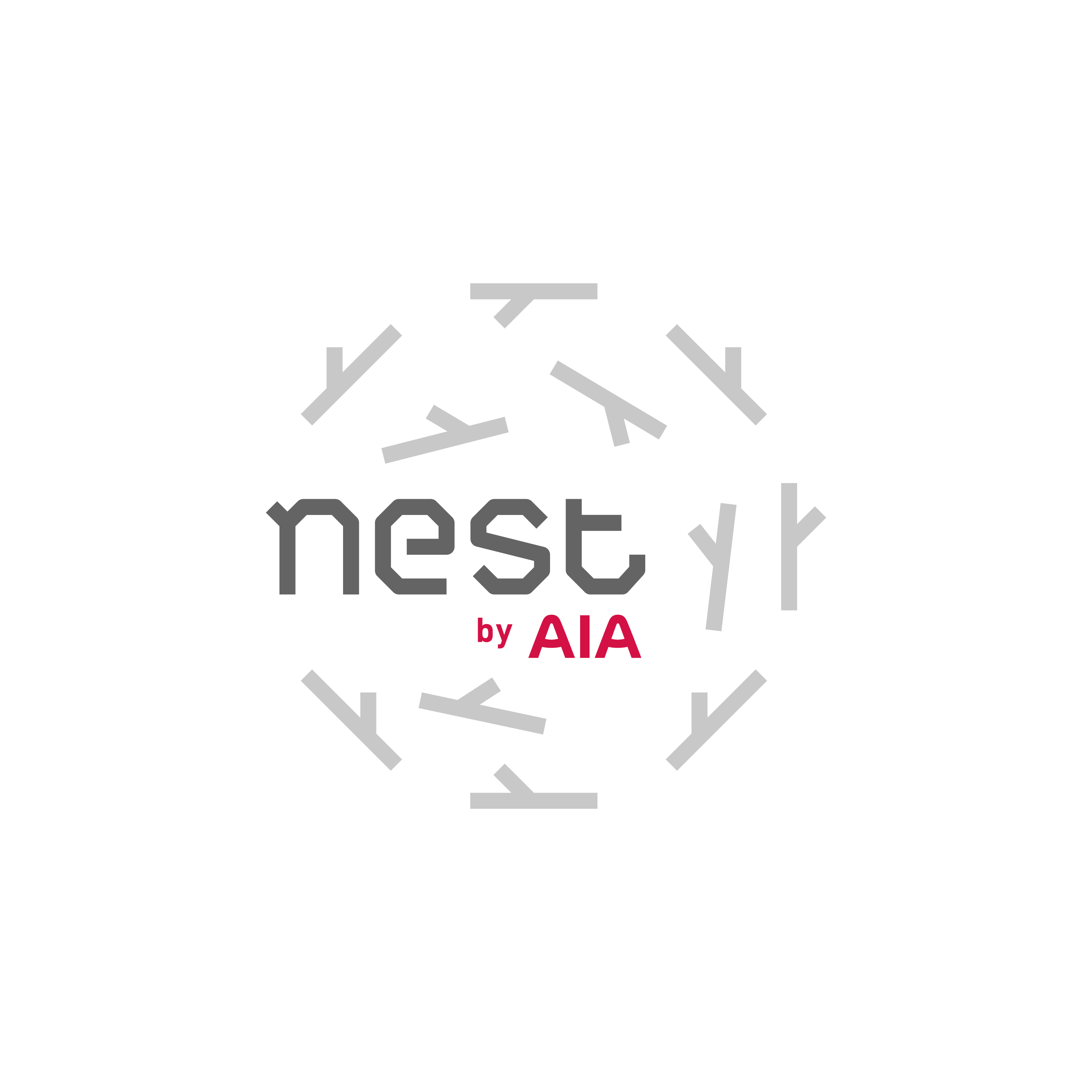Nest By Aia Graphis Nest Logo Graphic Design Illustration Logo Graphic