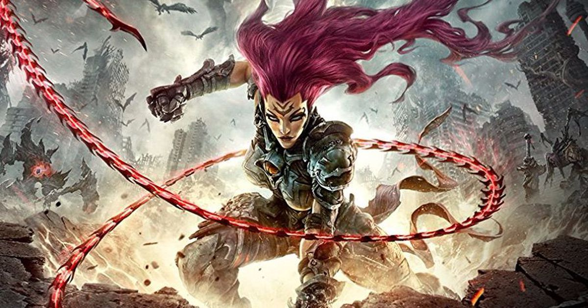 #fun #deals  'Darksiders 3' existence and details leaked in an…  |Subscribe to see entertaining videos! bit.ly/2n9c2sc @DNR_CREW @HyperRTs
