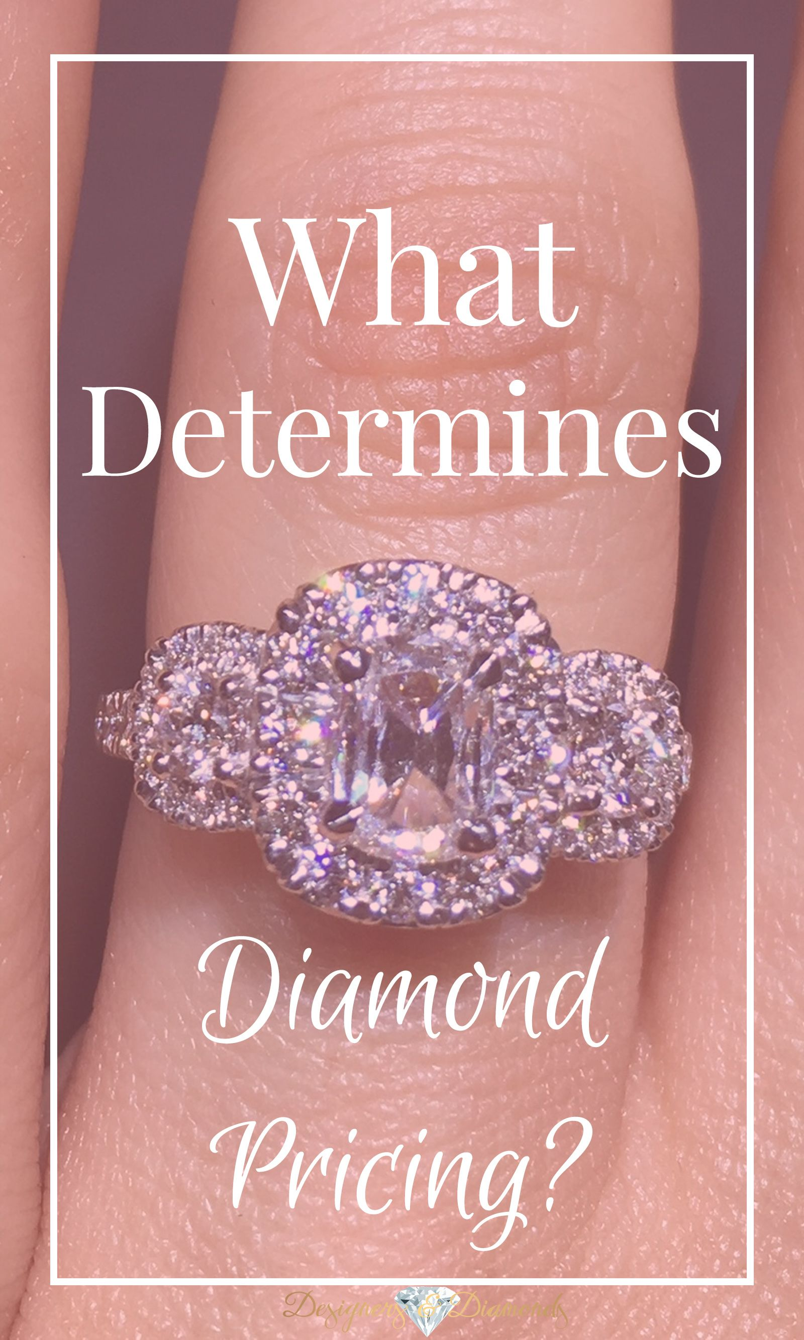 What determines the price of a diamond? It\'s more than De Beer\'s and ...