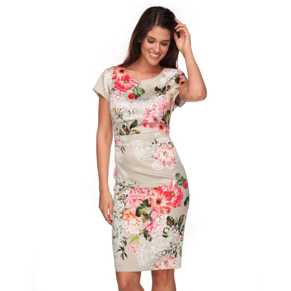 Wedding Gown Surabaya: Gerry Weber Surabaya Floral Dress