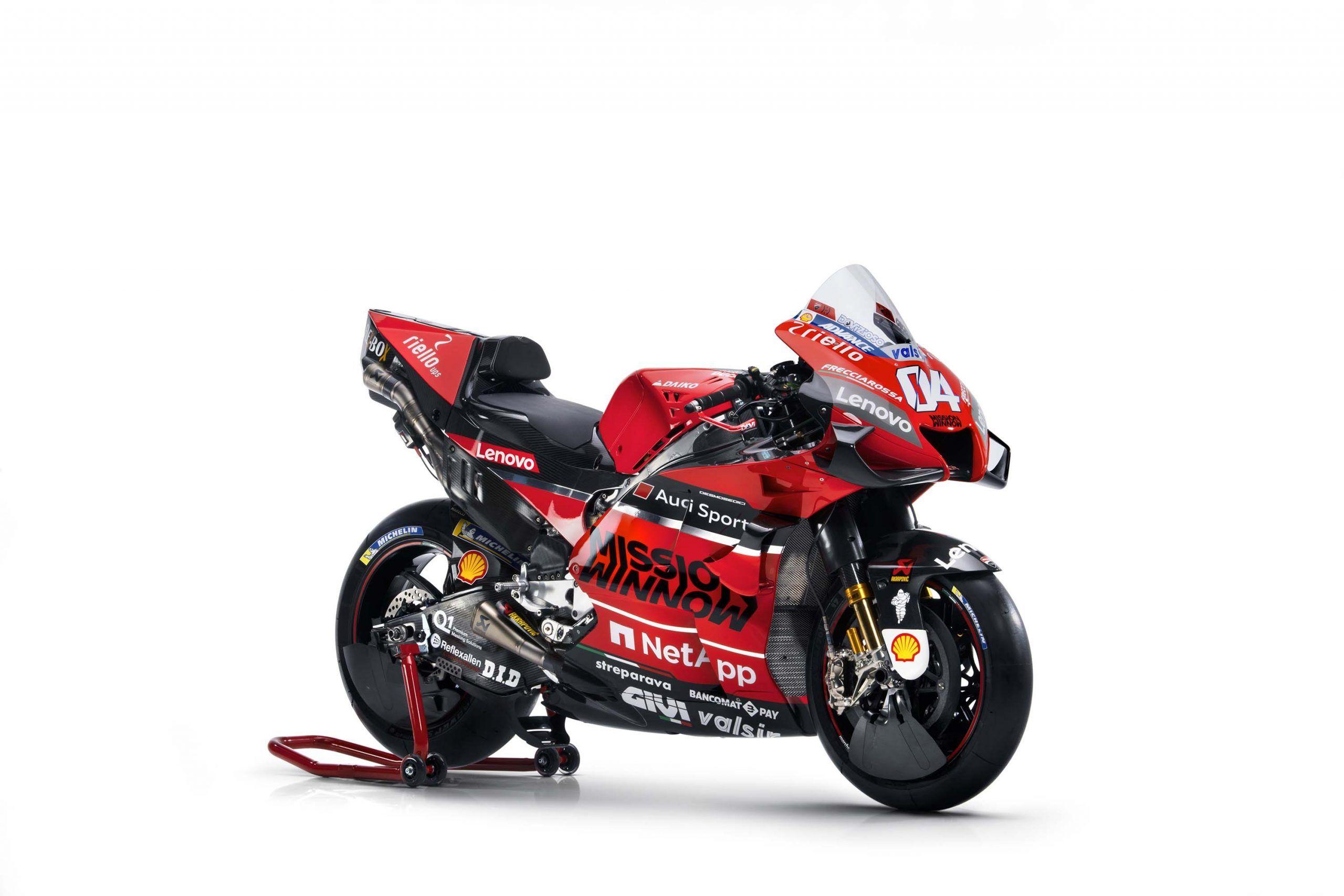 2020 Ducati Desmosedici Gp20 Motogp Motorcycle In 2020 Ducati Motogp Ducati Motogp