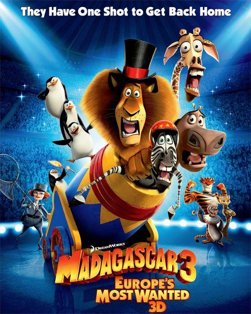 #Madagascar 3