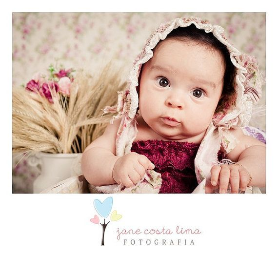 Sweet little face from Brazil!  Thank you Jane Costa Lima Photography!